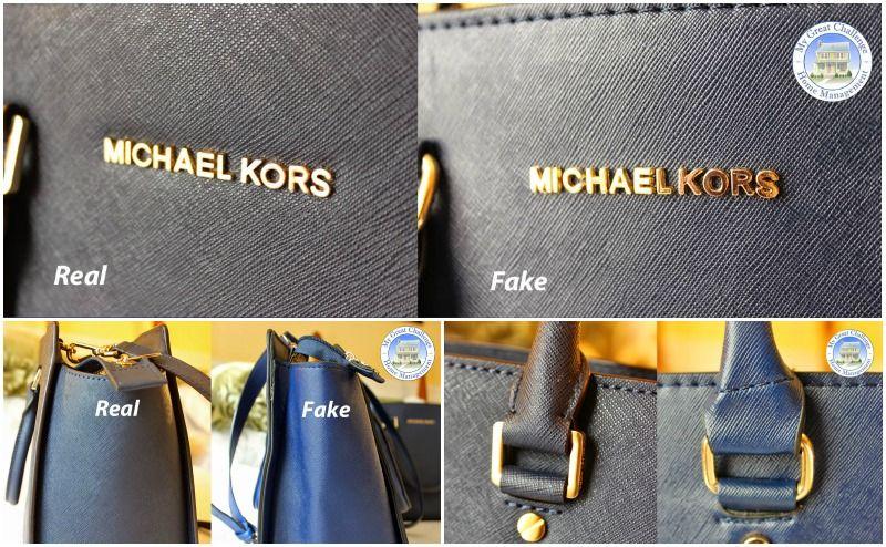 michael kors handbags fake