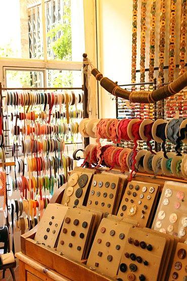 Craft Shops in Paris!