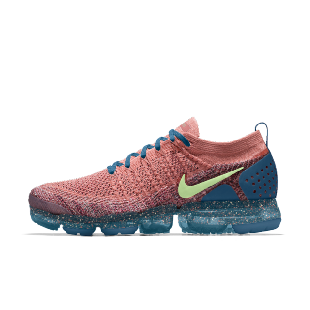 outlet store eaae1 b1898 Nike Air VaporMax Flyknit 2 iD Mens Running Shoe
