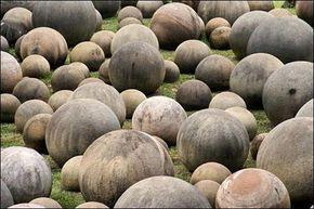 Las esferas de piedra del sur de Costa Rica
