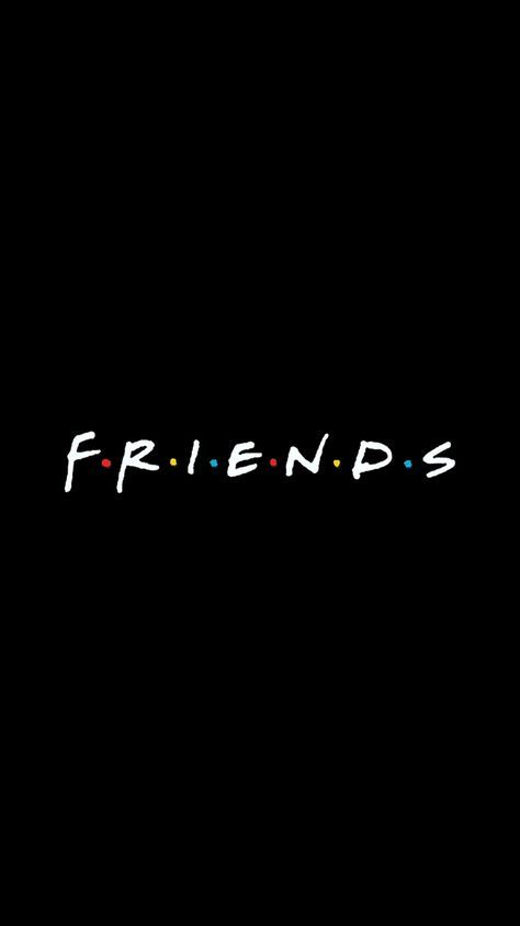 Papéis de parede para WhatsApp do Friends (Sitcom) #fondecraniphone
