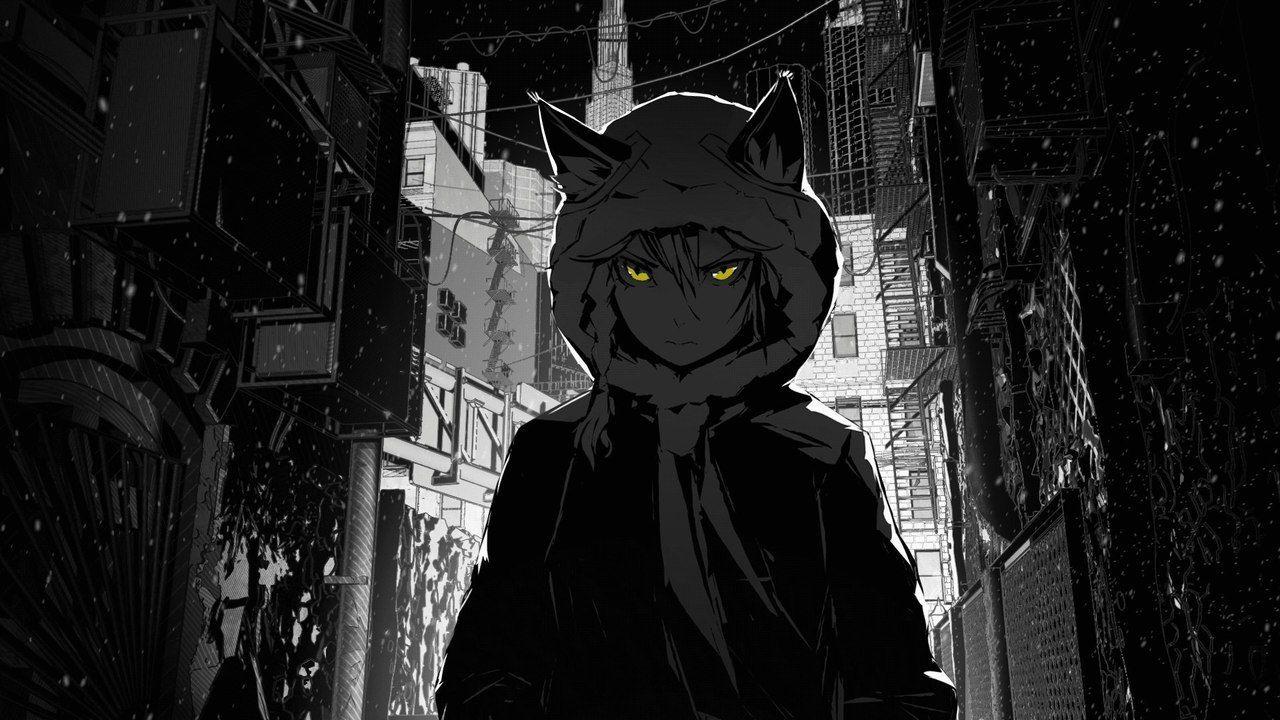 Салонъ (с изображениями) | Темное аниме, Девушка-кошка ...