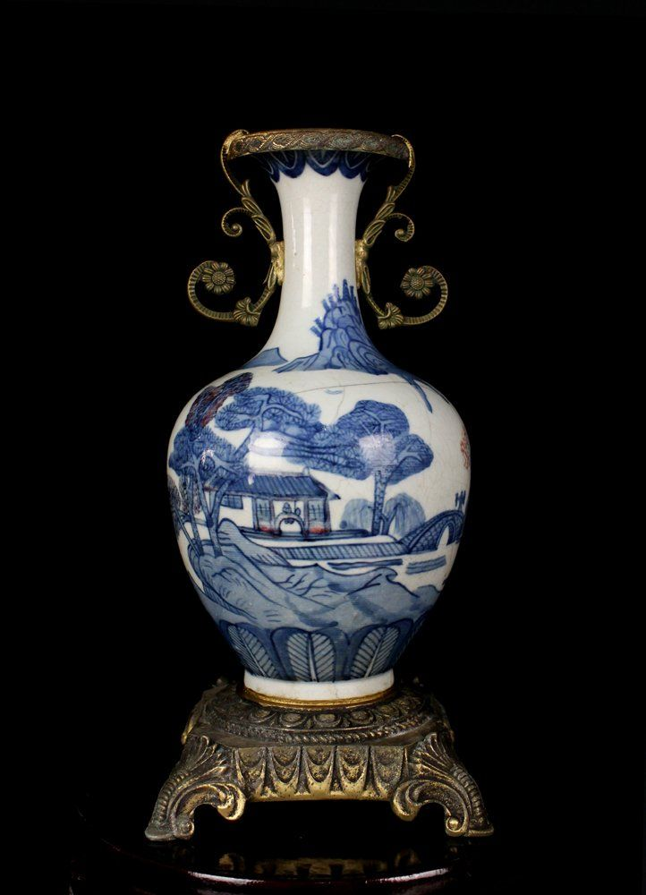 An Unique Antique Chinese Qing Dynasty Kangxi 1662 1722 Period