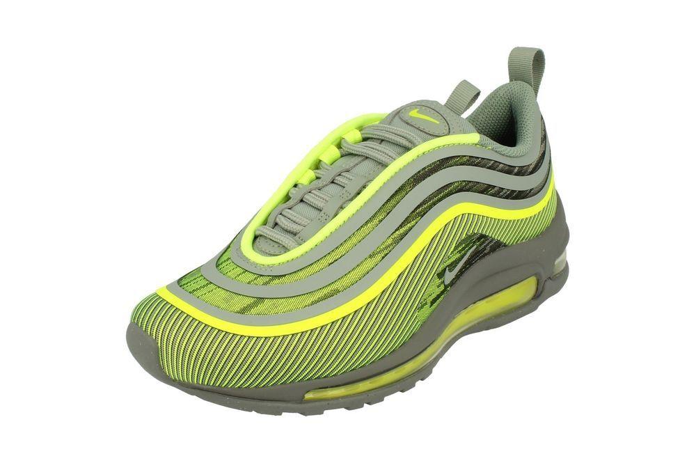 eBay #Sponsored Nike Air Max 97 Ultra 17 GS Running Trainers