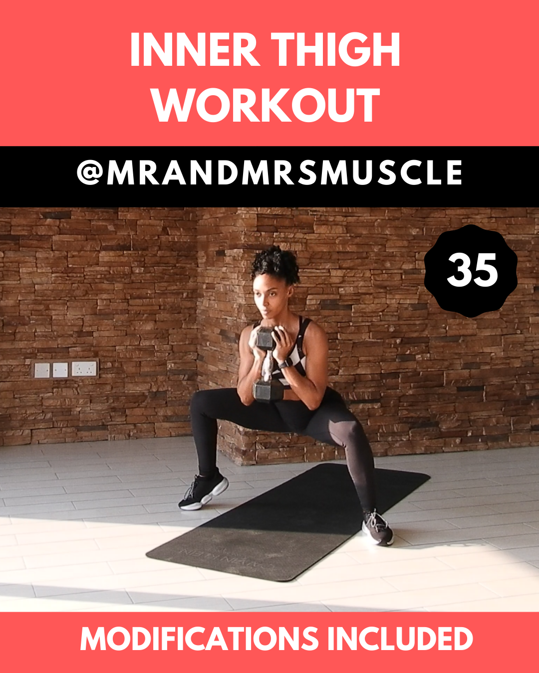 Inner Thigh & Glutes Workout