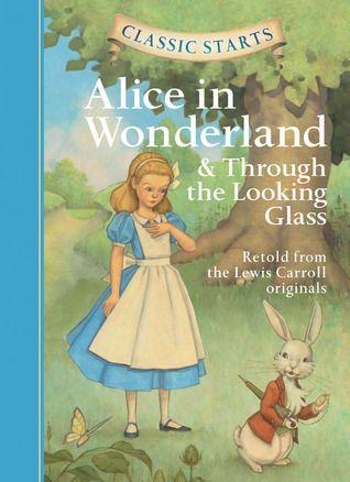 Alice in wonderland inspired books