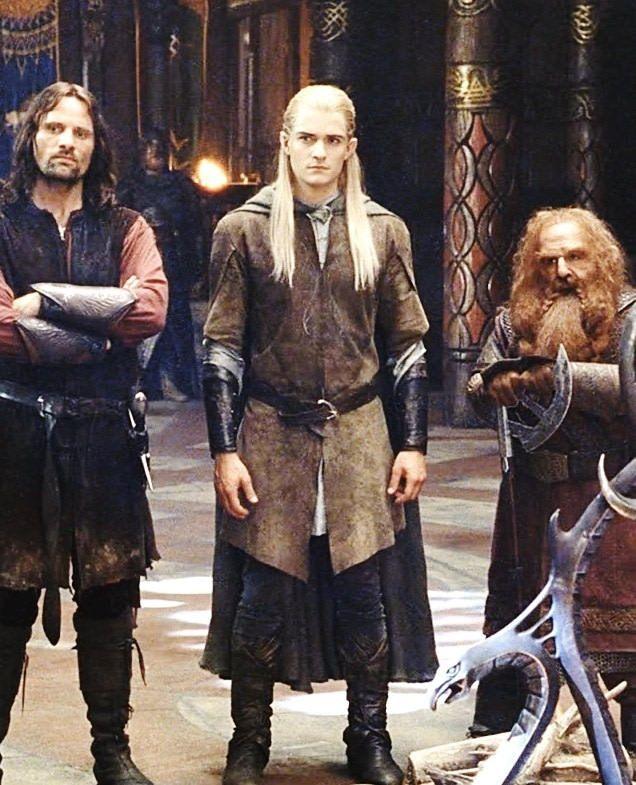 Tell Me Better Trio The Hobbit Movies Legolas And Gimli