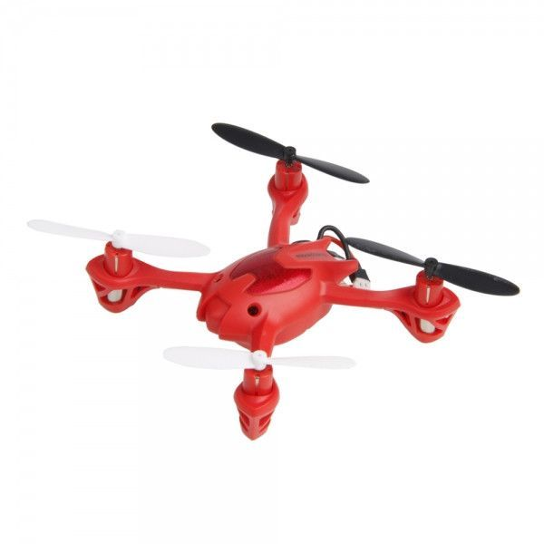 Mould King X6-33022 2.4GHz 4 Channel 6 Axis LCD 3D RC Quadcopter with Gyro Red
