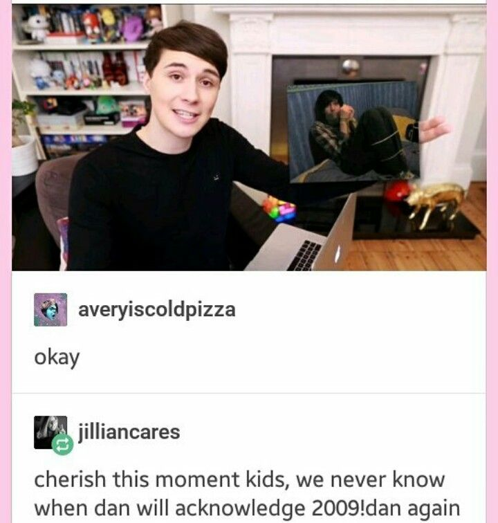 Fireplace Design you tube fireplace : Danisnotonfire Dan Howell 2009!Dan YouTube | Phan and Dil ...
