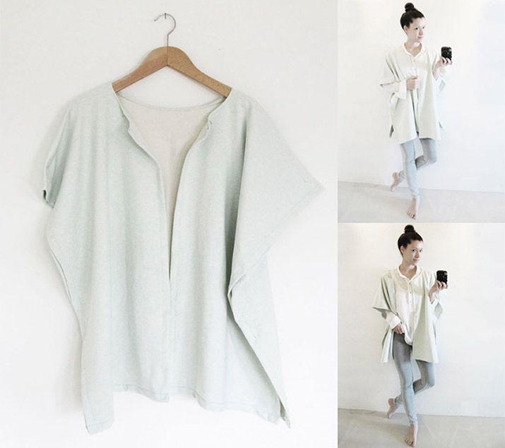 DIY-Anleitung Kimono | diy | Pinterest | Diy anleitungen ...