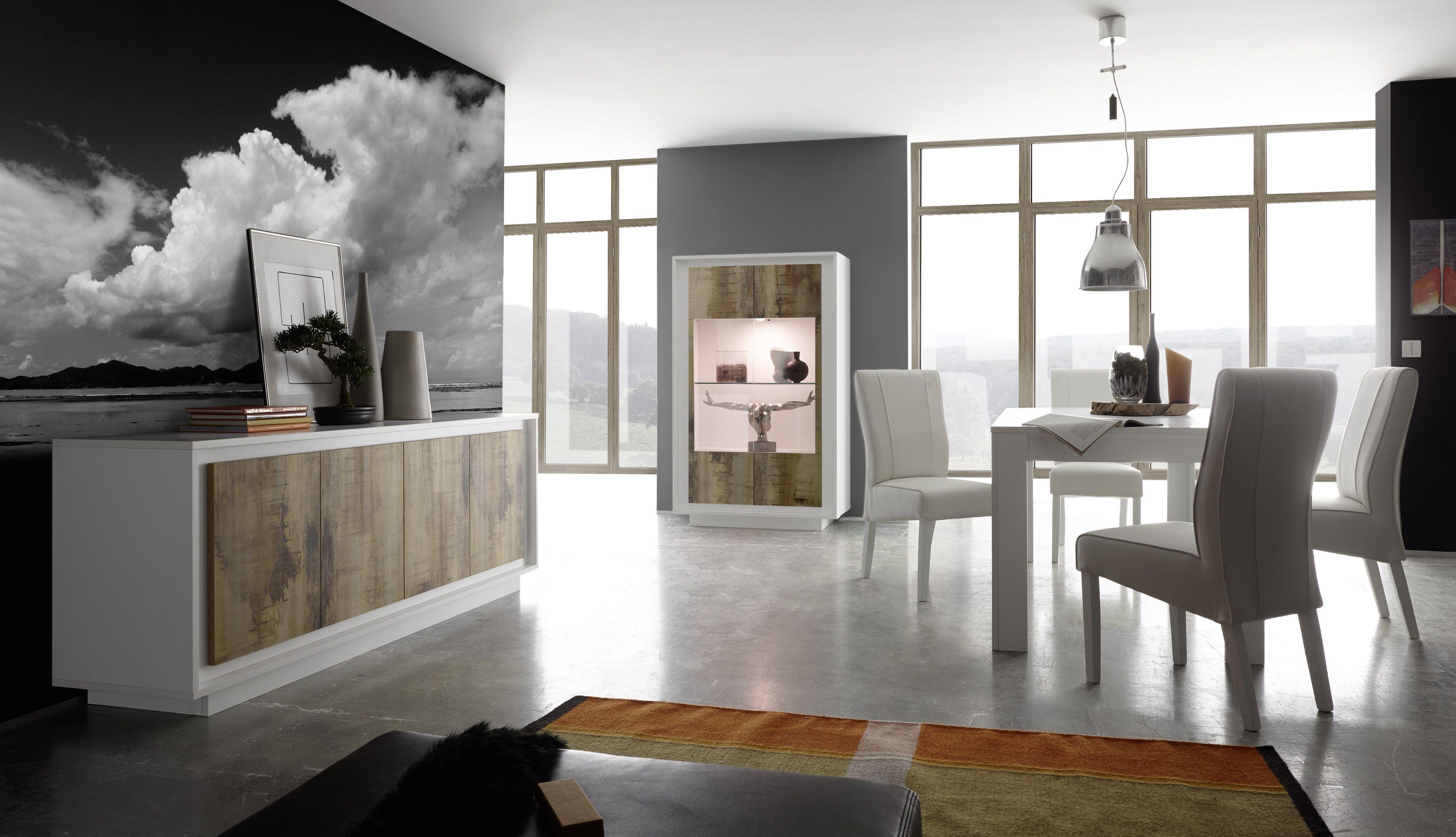 Sky Rusty is een moderne complete woonkamer inboedel van Italiaans ...