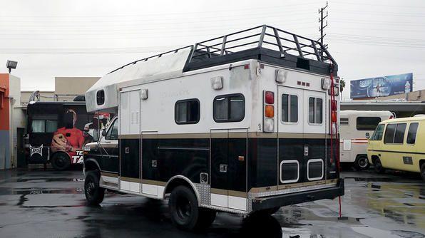 Pin On Ambulance Rv Conversion