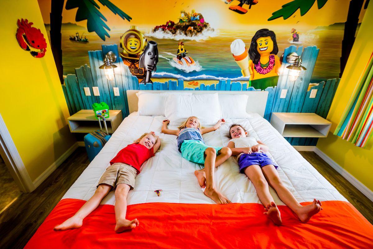 LEGO Beach Retreat