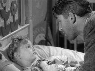 Zuzu Bailey I M Not Sleepy I Want To Look At My Flower Wonderful Life Movie It S A Wonderful Life George Bailey