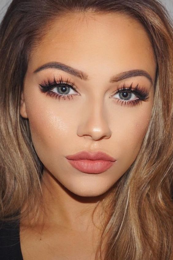 10 Gorgeous Natural Makeup Looks That Are Easy To Do   The
