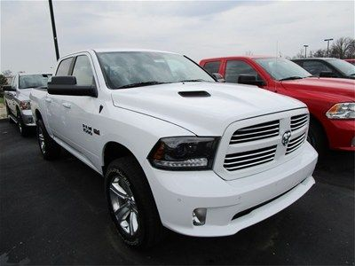 2015 RAM 1500 Sport Crew Cab at Audubon Chrysler Center in