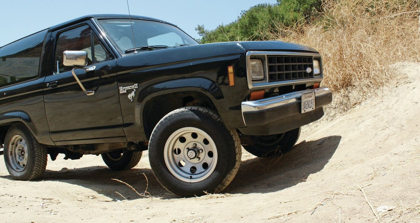 Black Ford_Bronco_Custom_ Ford bronco, Ford bronco for
