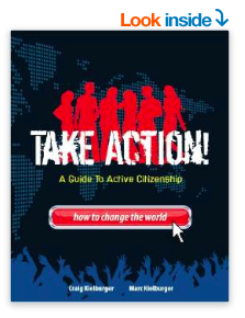 Take Action by Marc Kielburger, Craig Kielburger. (With