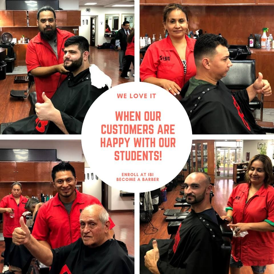 International Barbering Institute has trained many