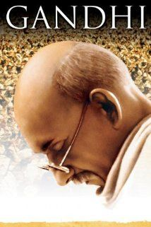Gandhi - (UK/India, 1983) - starring Ben Kingsley, Candice Bergen, John Gielgud and Trevor Howard