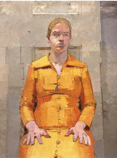 Euan Uglow Art People And Animals Art Painting