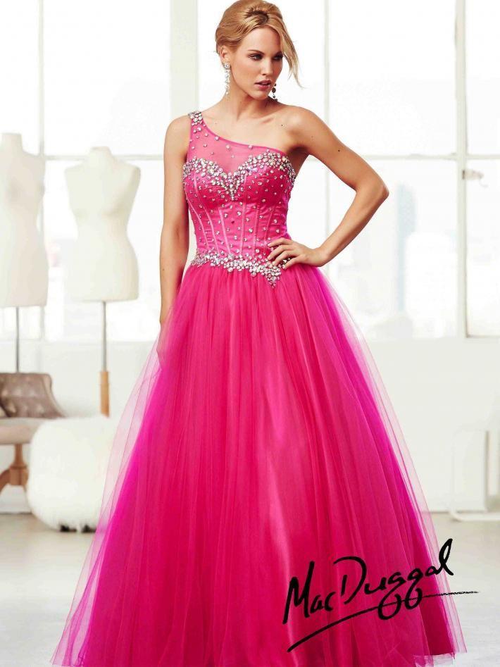 Corset Ball Gown | Mac Duggal 48100H | Food | Pinterest