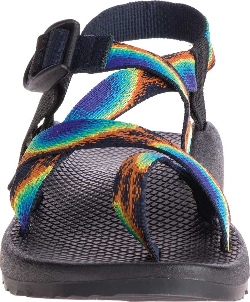 3cf5efd5a8af Chaco Z 2 Classic Usa Active Sandal - Glacier Black Polyester Jacquard 12