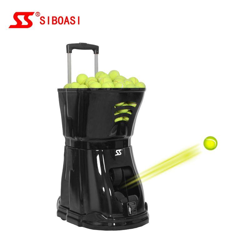 Automatic Tennis Ball Shooting Machine Tennis Ball Tennis Ball Machines Tennis