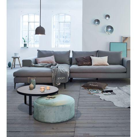 Pouf Modern Holz Schaumstoffpolsterung Katalogbild Living Room