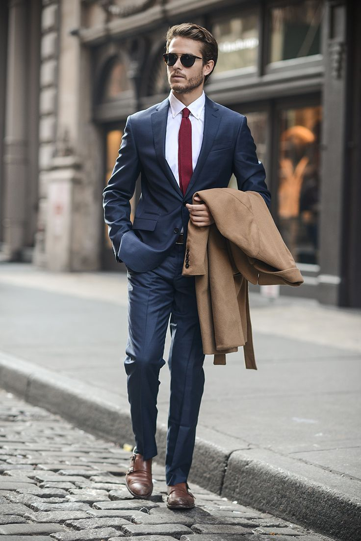 A well-fitted Suit is always the key to success. Men's Not-So ...
