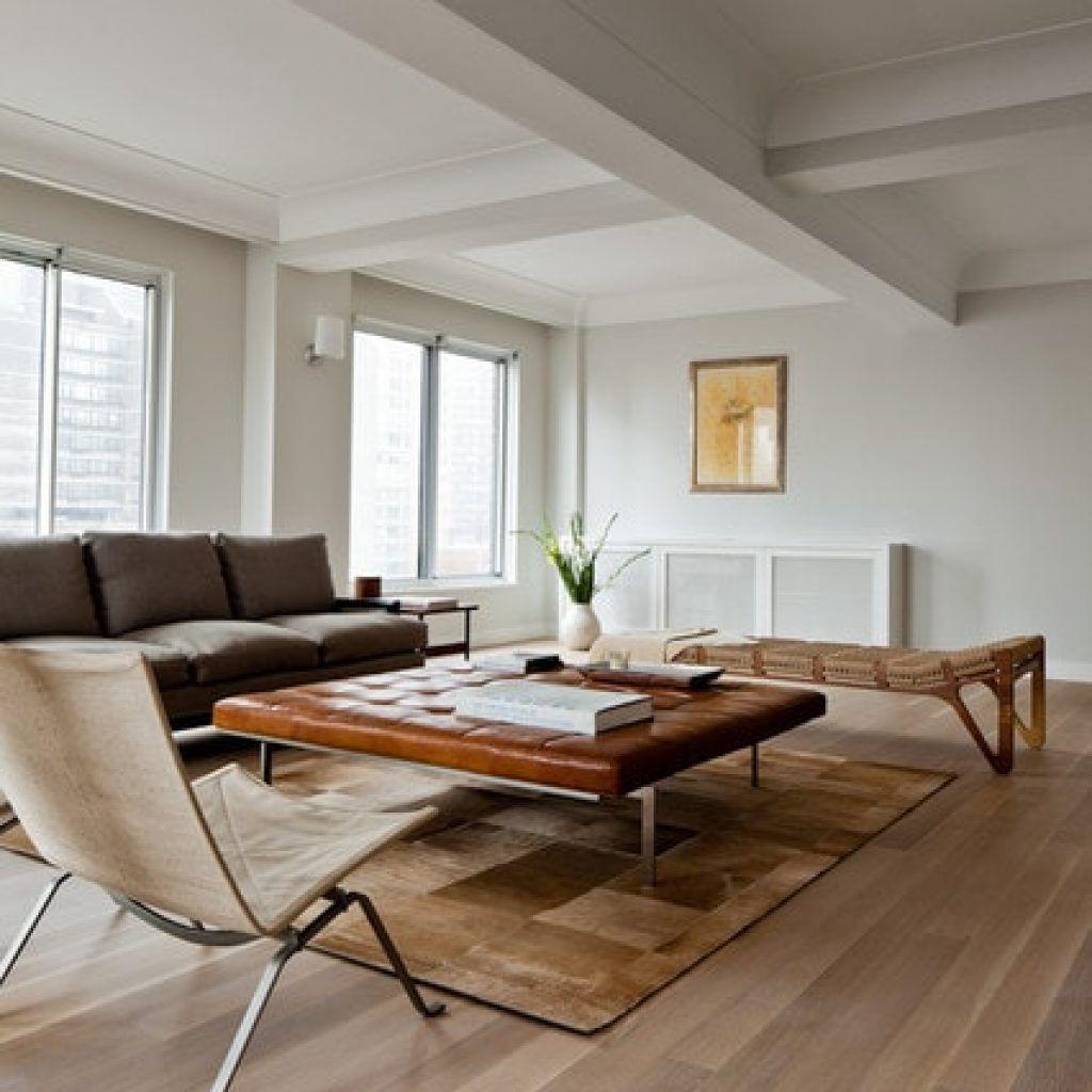 25 Modern White Oak Flooring Design You Will Love! White