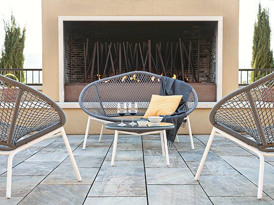 Fine Inula Lounge Loveseat New Home Outdoor Furniture Lamtechconsult Wood Chair Design Ideas Lamtechconsultcom