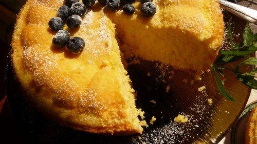 Sponge cake missin slice8  10