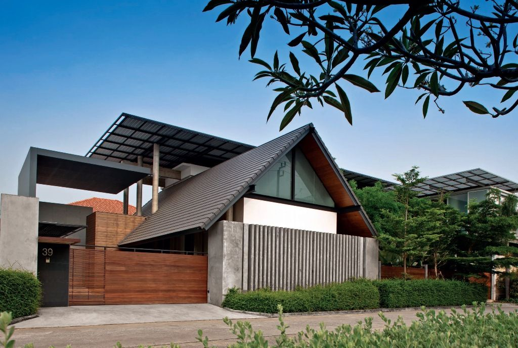 Trop V House - Tropical Architecture