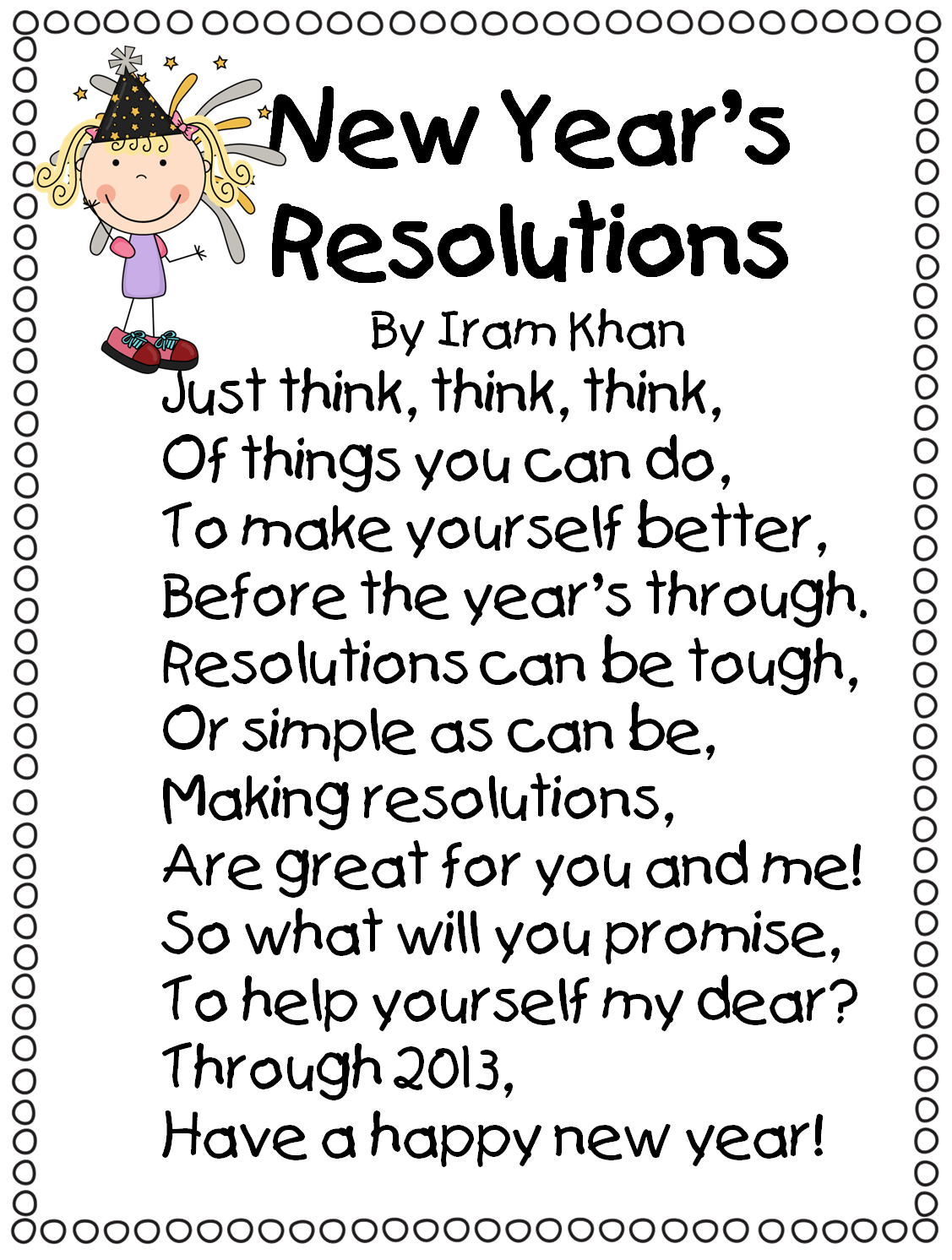 best images about new year st grade teaching 17 best images about new year 1st grade teaching resolutions and happy new year