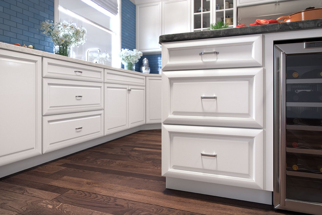 30 White Kitchen Cabinets To Illuminate Your Cooking Space Decorations Cabinets Cooking Decora White Kitchen Cabinets White Modern Kitchen Kitchen Cabinets