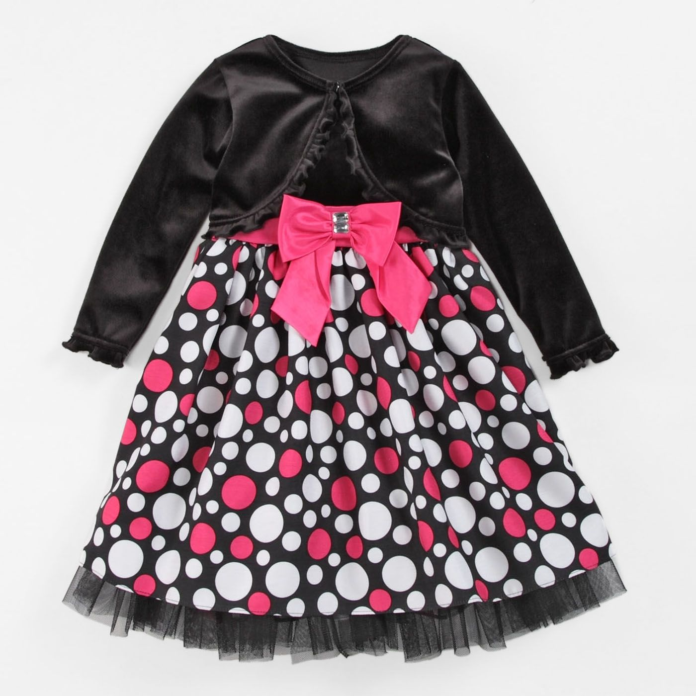 Infant Toddler Girl 12m 5t Youngland Toddler Girl Holiday Dress Shopko Com Holiday Dress Outfit Holiday Outfits Toddler Girl Holiday Dress [ 1400 x 1400 Pixel ]