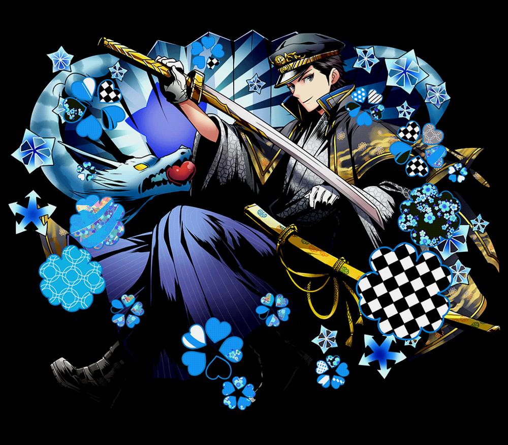 ID557 甘男竜アツヨシ Divine gate, Anime characters, Anime