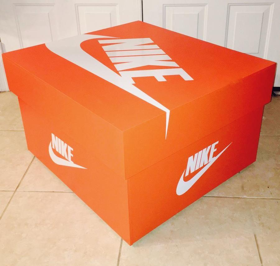 Nike Shoe Storage Box Shoe Storage Storage Box Giant Shoe Box