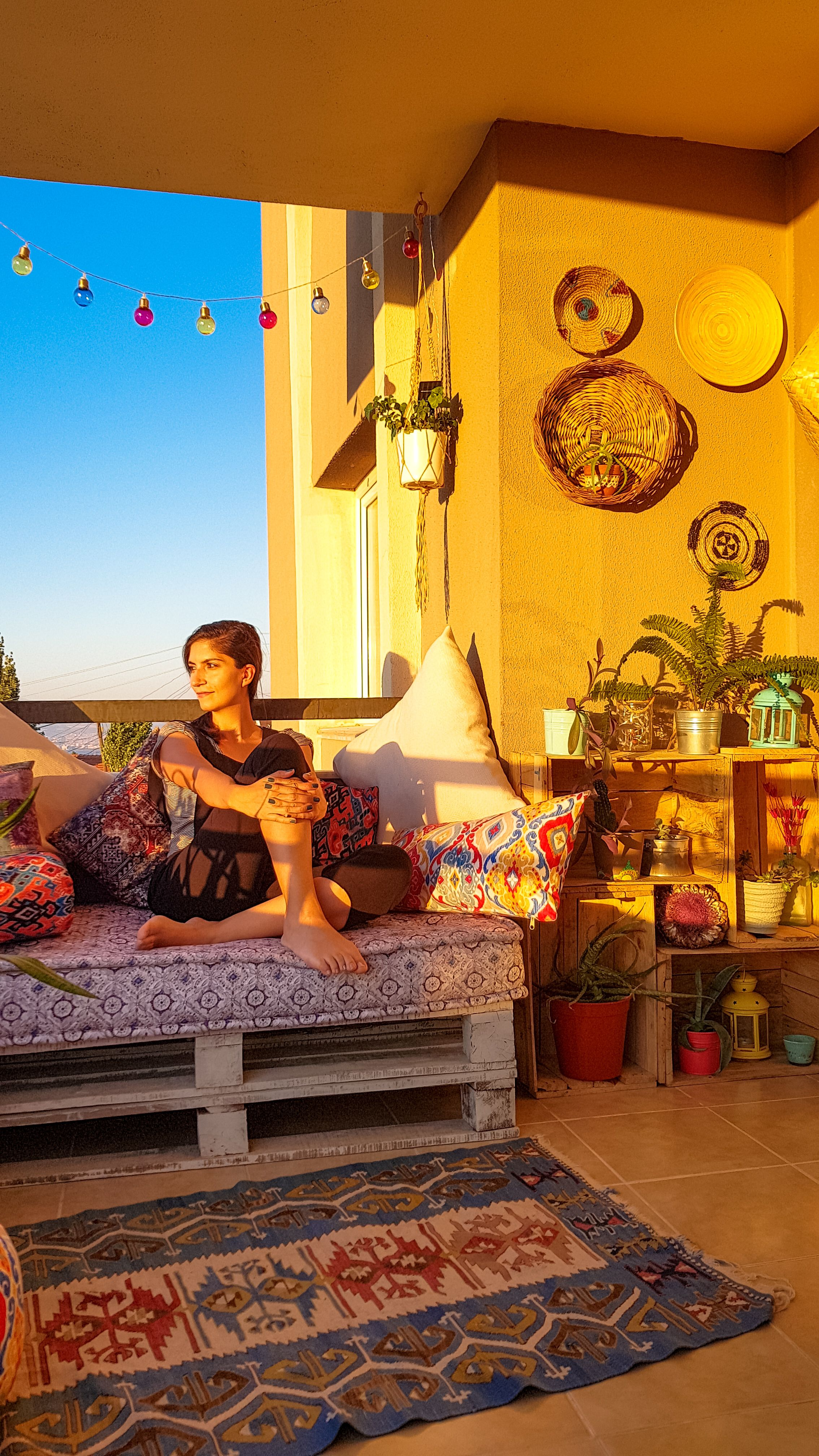 arabian living room