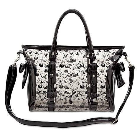 I Found Disney Clear The Nightmare Before Christmas Handbag On Wish Check It Out