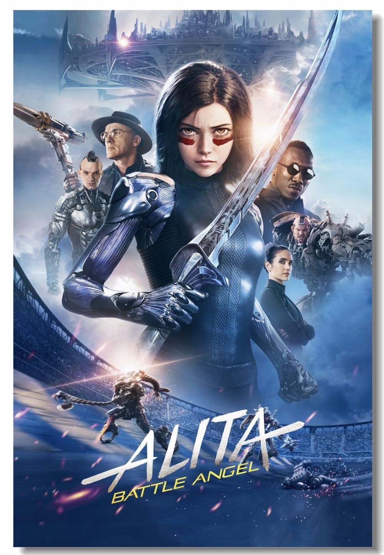 Highly yll to watch Alita Battle Angel. Enjoyed