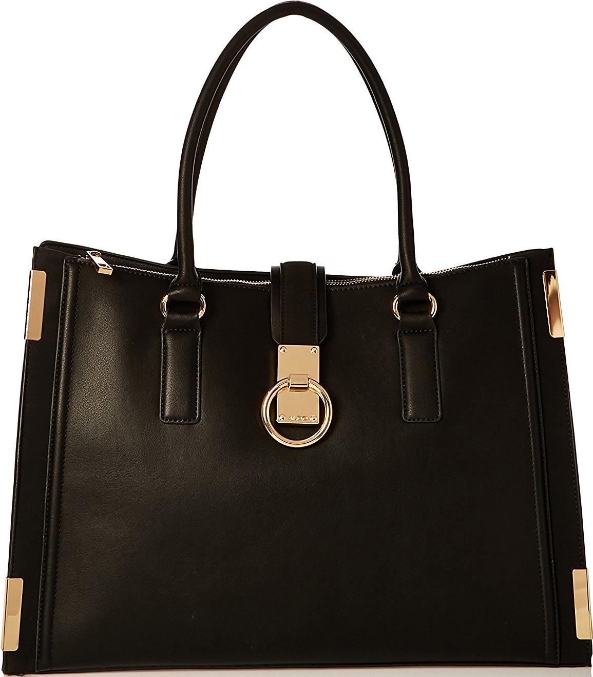 83f993c78fe Aldo Black 'Rosebud' Shoulder Handbag   Bags   Shoulder handbags ...