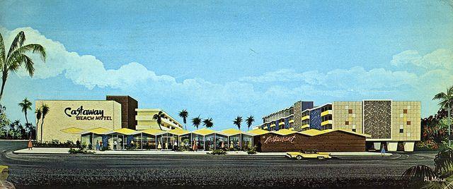 Castaway Beach Motel Daytona Fl Flickr Photo Sharing