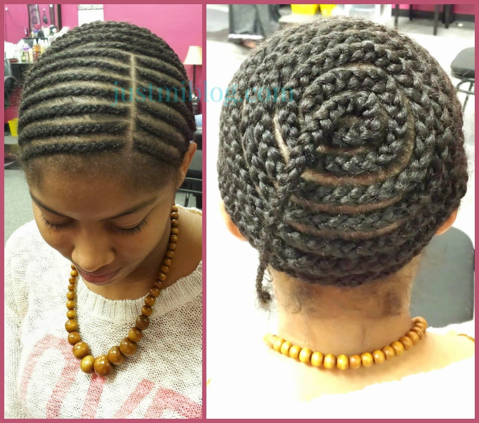 The Braid Structure For A Full Sewin With A Lace Closure The - Diy braid pattern