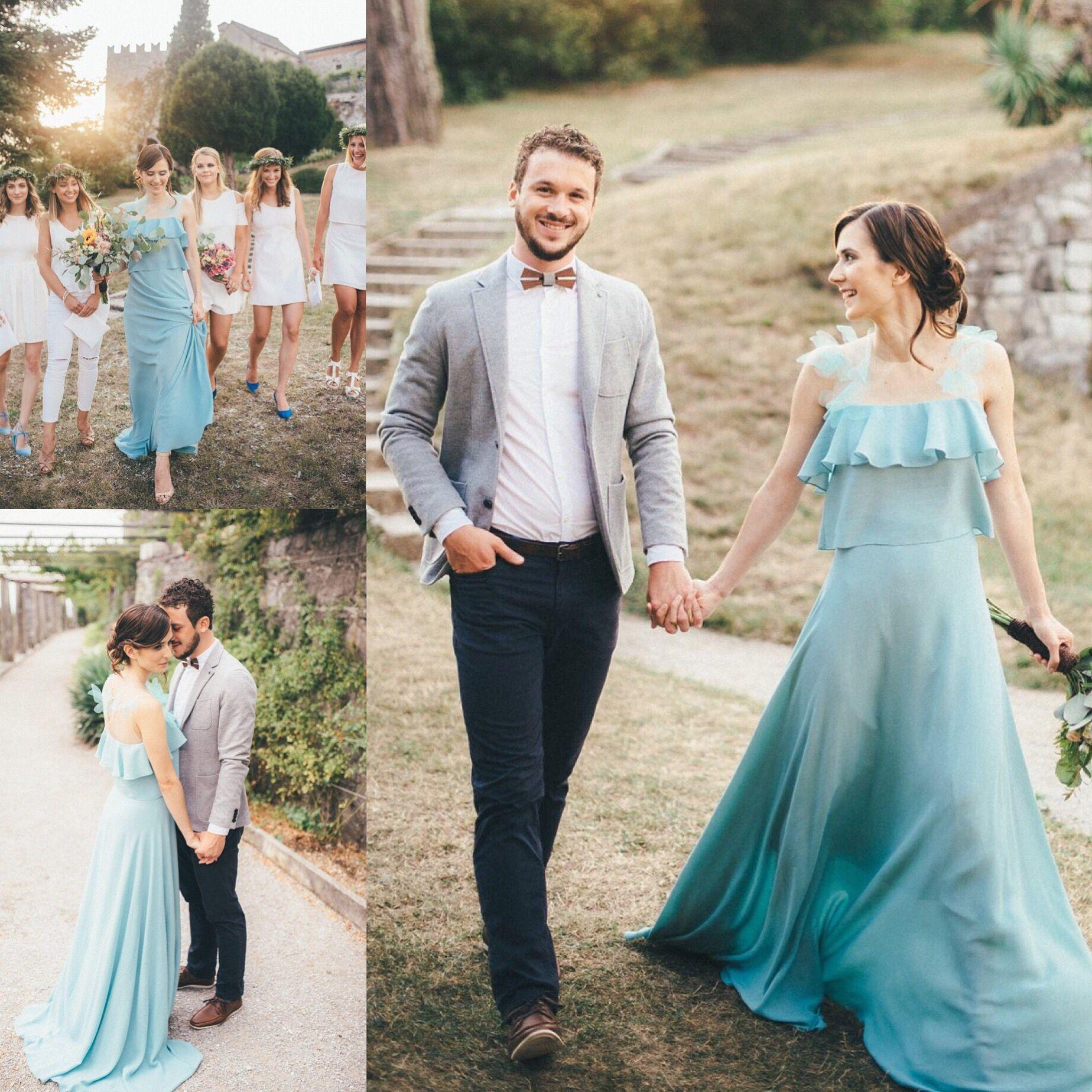 Wedding In Style Dress Ymocion Design Location Grad Stanjel Photo Neža