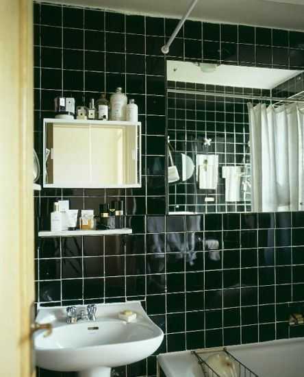 Vintage-Stil Bad Wohnideen Badezimmer Living Ideas Bathroom ...