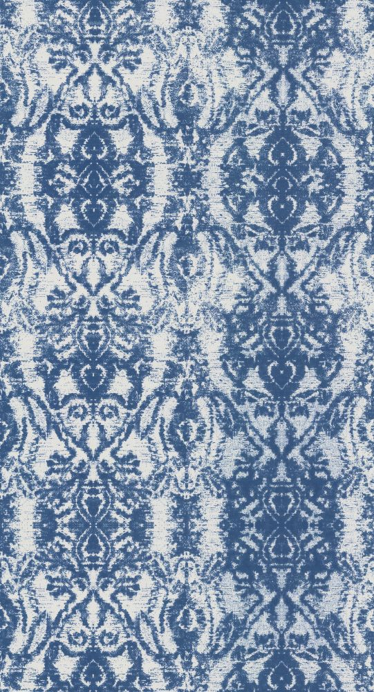Raja Wallpaper Dw162101 Blue And White Wallpaper Pinterest