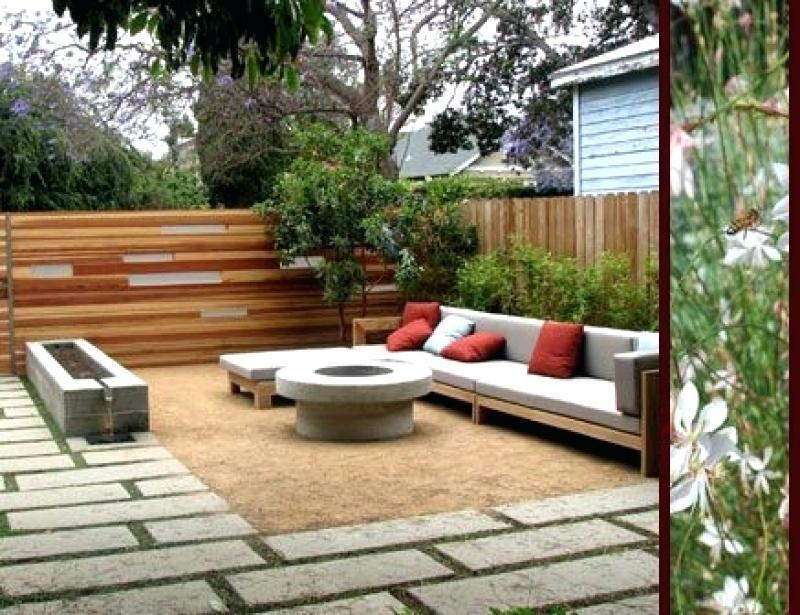 backyard (decomposed granite & pavers)   Patio landscaping ... on Decomposed Granite Backyard Ideas id=89709