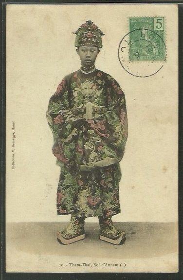 Thanh Thai, Emperor of Vietnam